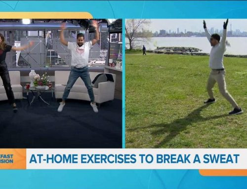 4 Must-Do Exercises for At-Home Fitness